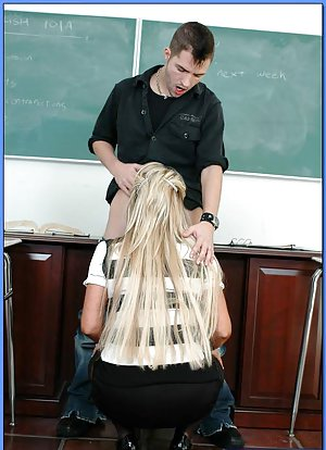 Teacher with Big Ass Pictures