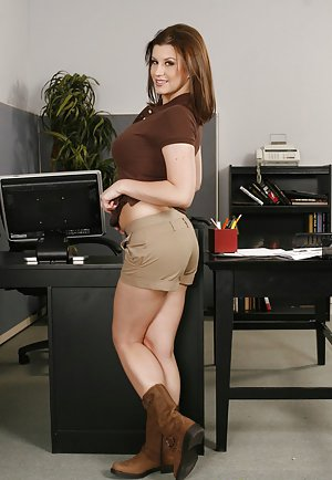 Big Ass in Office Pictures