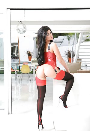 Big Ass in Latex Pictures
